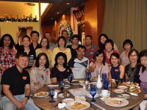 Chung Ling (P) Class Reunion 2013