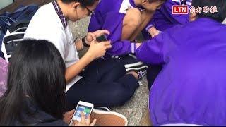 國中會考竹東高中試場1人帶手機進場