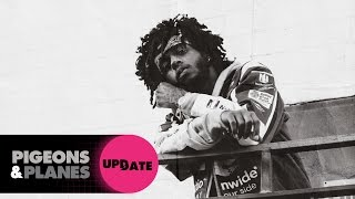 6LACK Tells Us the Story Behind His Songs | Pigeons & Planes Update