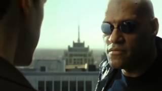 Matrix jump scene fail