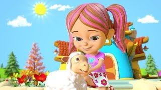 Mary Had A Little Lamb | Nursery Rhymes Songs for Kids | Kindergarten Cartoons by Little Treehouse