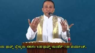 Mother Mary talk By Rev.Fr.Anil Kiran Fernandes SVD  at Divine Call Centre,Mulki