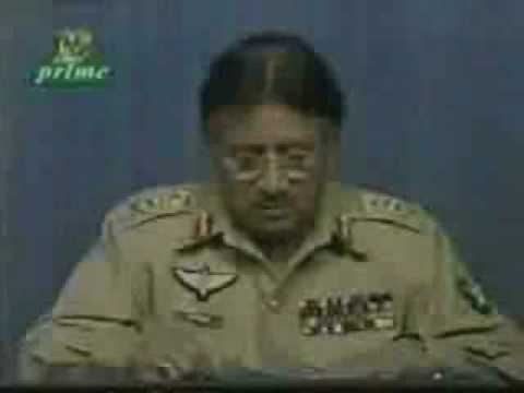 Musharraf s reply to India