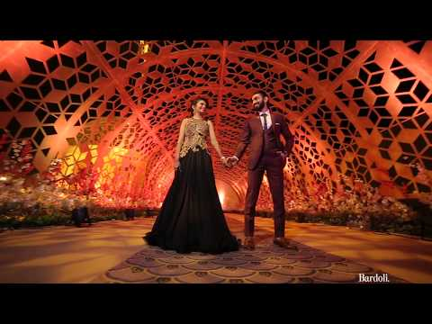 The Couple Song of Indian Wedding  @ Darshan & Nidhi.....
