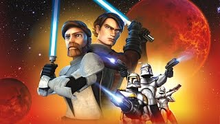 Star Wars: Clone Wars - Republic Heroes All Cutscenes (Games Movie) 1080p HD