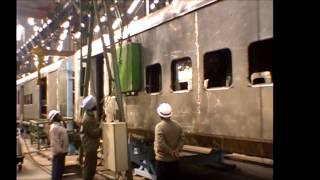 Rail Coach Factory Kapurthala