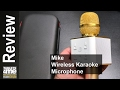 Download Video Download Do you love Karaoke? Here is an Affordable Portable Karaoke Mic Review 3GP MP4 FLV