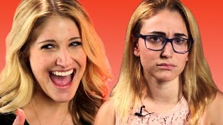 Sisters Tell Their Worst Fight Stories