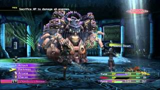 BLIND Lets Play: Final Fantasy X-2 HD - Part 40 Boss: The LV5 Experiment