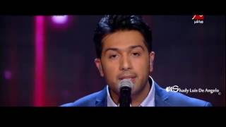 عرب ايدول المرحلة النهائية همام ابراهيم من العراق موال حيل احبنك واغنية جنة جنة  Arab Idol 2016