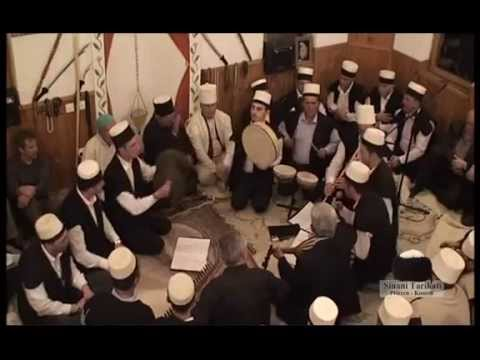Ümmi Sinan Dergahı Kosova Prizren İlahi Grubu Sultani Nevruz 2014