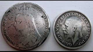Deus Digger Diary Day 69: V4 HOT Victorian Silver Plus Awesome Finds!