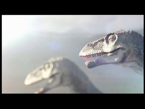 Paseando con dinosaurio Muerte de una Dinastia Final