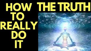 The TRUTH on 5th Dimension Manifestation (How to REALLY do it)