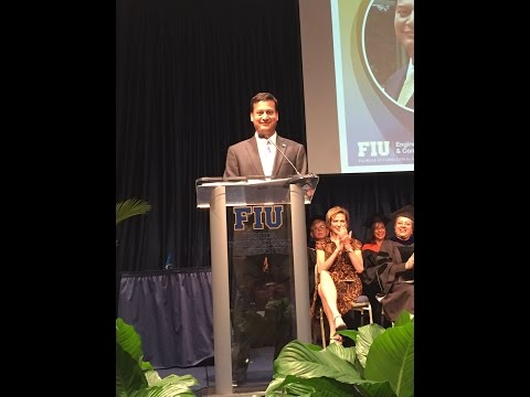 Chetu's CEO Delivers Keynote Address at FIU's 2016 Induction to the Profession Ceremony