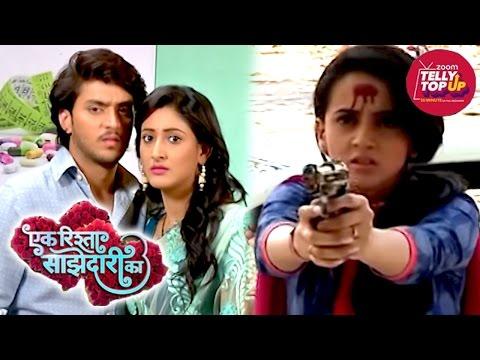Nikita Escapes From Hospital | Nikita Threatens Aryan To Kill Sanchi