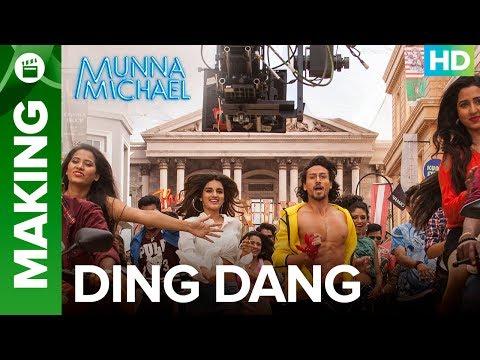 Xxx Mp4 Munna Michael Making Of Ding Dang Video Song Tiger Shroff Nidhhi Agerwal 3gp Sex
