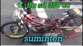 Kelas FFA 350 cc, Ninja SUMINTEN Hampir 6.6 detik detik Karya Mekanik Jogja