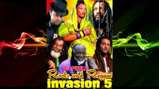 Dj Phyll - Roots & Reggea Invasion Vol 5 @deejayphyll