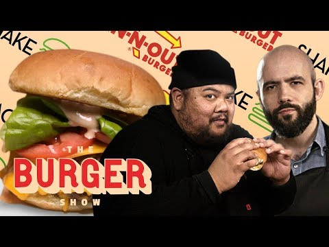 Xxx Mp4 Binging With Babish Cooks In N Out And Shake Shack Clones The Burger Show 3gp Sex