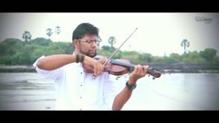 Mitti Di Khushboo Violin Cover Sandeep Thakur