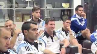 Gillette - Video Motivacional que vio la Selección Argentina de Fútbol (Selección)