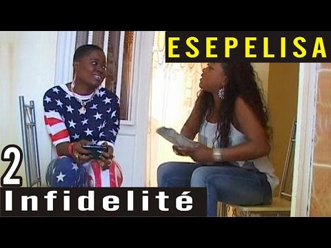 NOUVEAUTÉ 2015 Infidélité Vol 2 Groupe Evangéliste THEATRE CONGOLAIS ESEPELISA