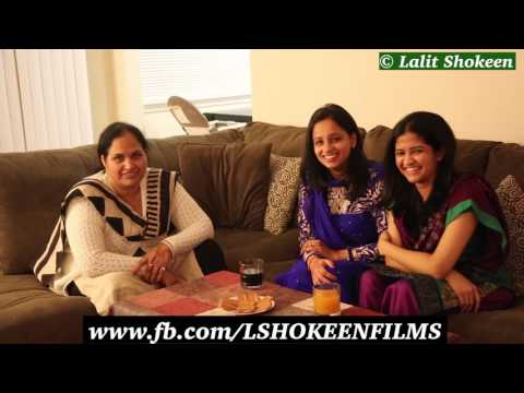 Mom, Me and Guests - Lalit Shokeen Comedy
