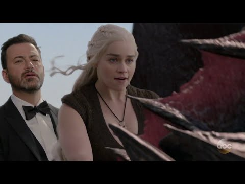 Jimmy Kimmel s Road to The Emmys