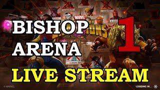 Bishop Arena - Part 1 | Marvel Contest of Champions Live Stream