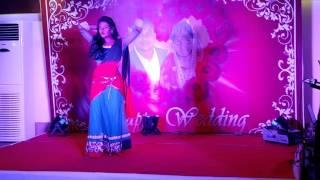 Nachu mein aaj chham chham dance party at Ananya Resorts, Puri, Odisha