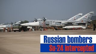Russian MoD dismisses UK claims of chasing off six Su-24 bombers over Black Sea