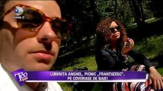 Teo Show (28.04.2017) - Luminita Anghel, picnic pe covorasul de baie! Editie COMPLETA