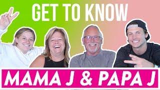 MEET MY PARENTS!!! | Shawn Johnson