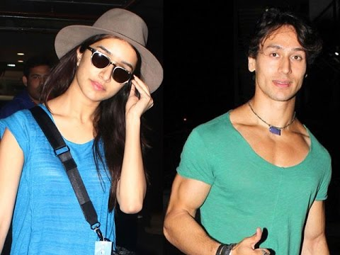 Xxx Mp4 Shraddha Kapoor Tiger Shroff At Airport After Promotions Of Baaghi A Rebel For Love 3gp Sex