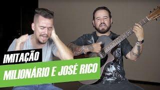 Yago e Santhiago - Pout Pourri Milionário e José Rico (Imitação)
