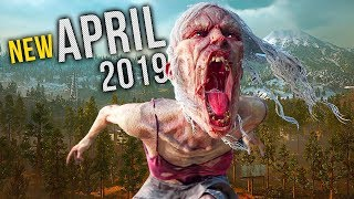 Top 10 NEW Games of April 2019