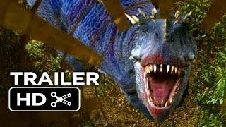 The Dinosaur Experiment Official Trailer (2014) - Jana Mashonee, Lorenzo Lamas Movie HD