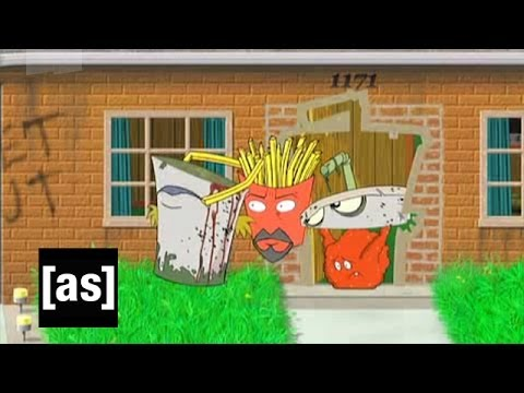 Gay Zombie Ape Party Bus | Aqua Teen Hunger | Adult Swim