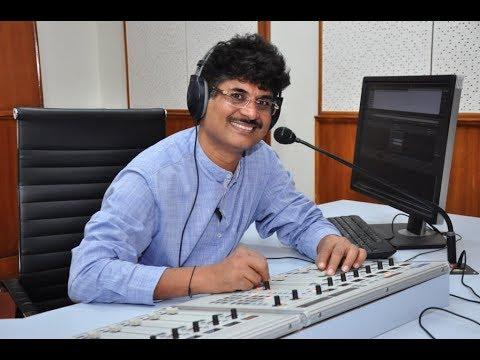 RJ Yunus Khan - part 1 -Vividh Bharati - Lets Talk On Air - Romanchak Radio