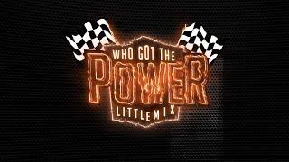 Little Mix - Power (Lyric Video) ft. Stormzy