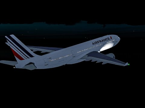 Falling Over 12 000 Feet per Minute into the Atlantic Ocean Vanished Air France Flight 447