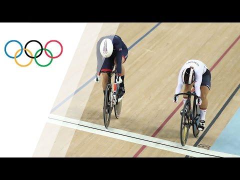 Rio Replay Women s Sprint Finals Gold