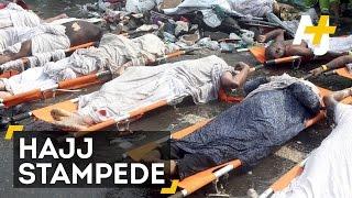 Hajj Stampede In Saudi Arabia – At Least 700 People Killed