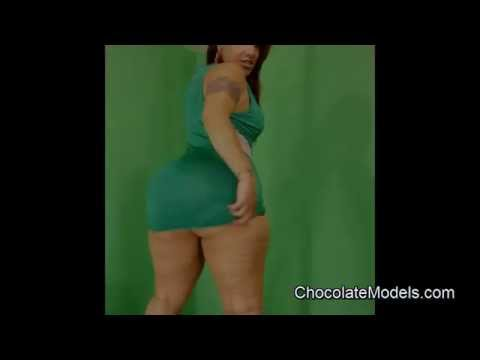 Big booty Scarlett from Chocolate Models Official Promo