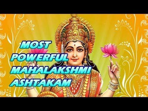 Most Powerful Mahalakshmi Ashtakam