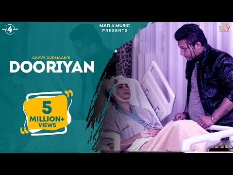 New Punjabi Songs 2016 || DOORIYAN - The Difference  || GAURAV DADWAL || Punjabi Sad Songs 2016