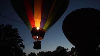 Hot air balloon rides at Snug Harbor Cultural Center and Botanical Garden's 34th Annual Neptune Ball