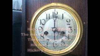 Hickory Dickory Dock from Wildlife in the Nursery