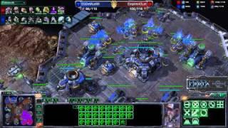Empire Violet (Z) vs EG Demuslim (T) - G3 - StarCraft - SC1302